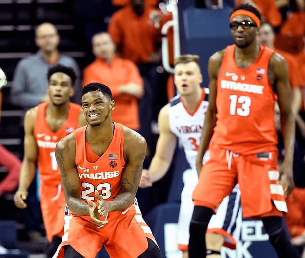 Here Are The Effects Of All Five Syracuse Basketball Starters Returning Orange Fizz Free Syracuse Recruiting News